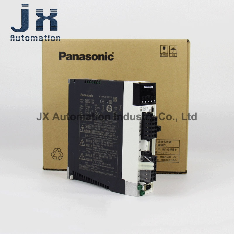 باناسونيك-مشغل محرك سيرفو 100% واط ، أصلي ، ياباني ، سلسلة A6 ، MADLN15SE/MADLN15SG/MADLT15SF/MADLN15NE/15BE ، 200