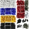 Kit de boulons de carénage complet de moto vis pour YAMAHA FZ1 FZ6 FZ8 MT01 MT-125 MT07 MT-07 FZ-07 MT09 FZ-09 MT10 MT15 XJR400 XJR1300