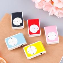 Portable USB MP3 Player Hifi Mini Clip Metal Support Micro SD TF Card Music Media MP3 Player TF Slot