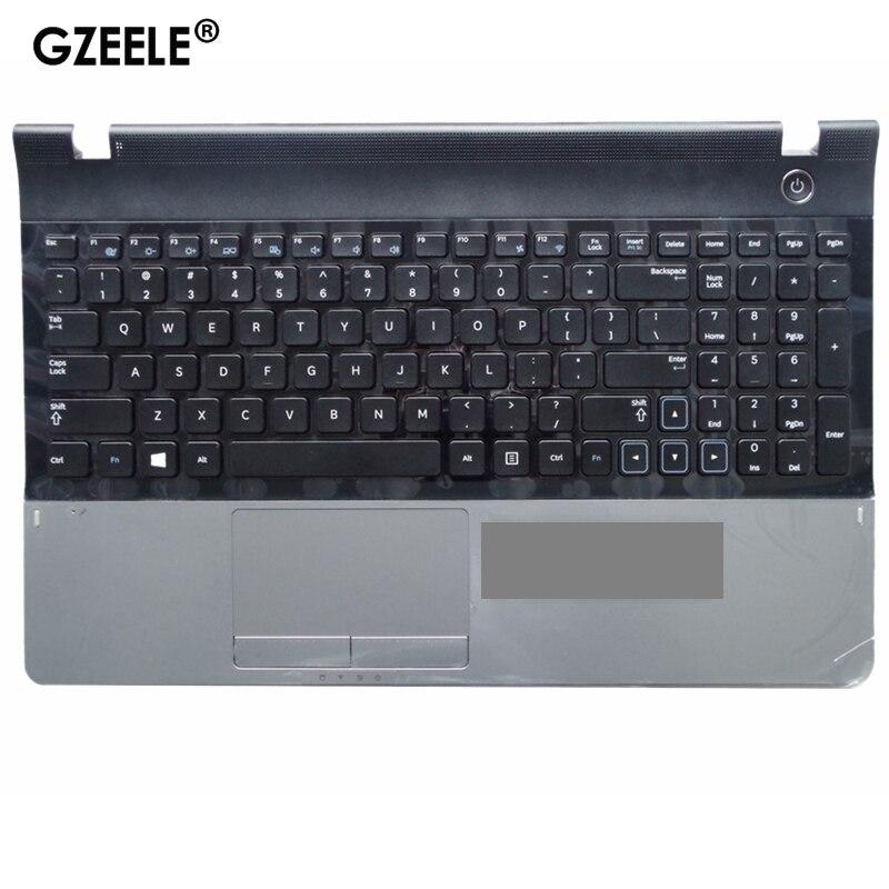 Новая американская Клавиатура для ноутбука samsung NP300E5A NP305E5C NP300e5x NP305E5A 300E5A 300E5C 300E5Z US с корпусом C
