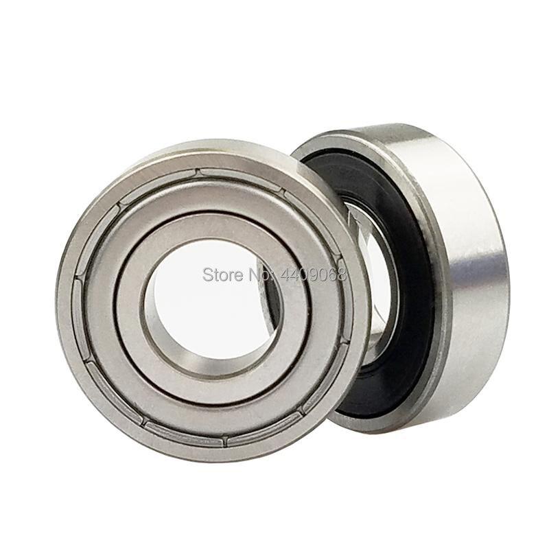 10-pces mr148 8*14*4mm rolamento de esferas duplo blindado em miniatura de aço alto-carbono único rolamento de esferas da fileira