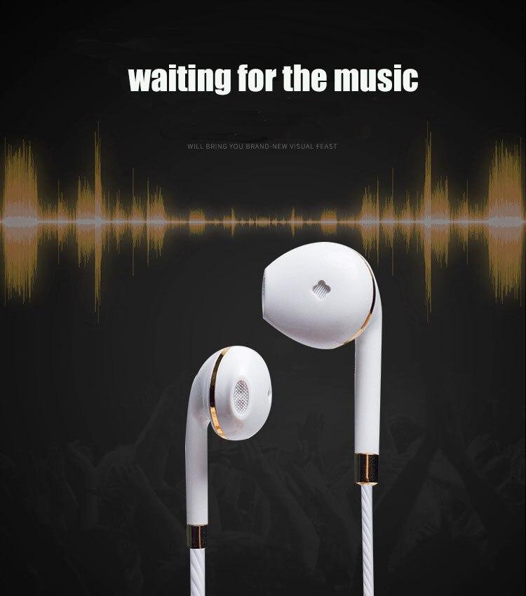 Ytom q1s fone de ouvido in-ear earbud para fone de ouvido baixo do telefone