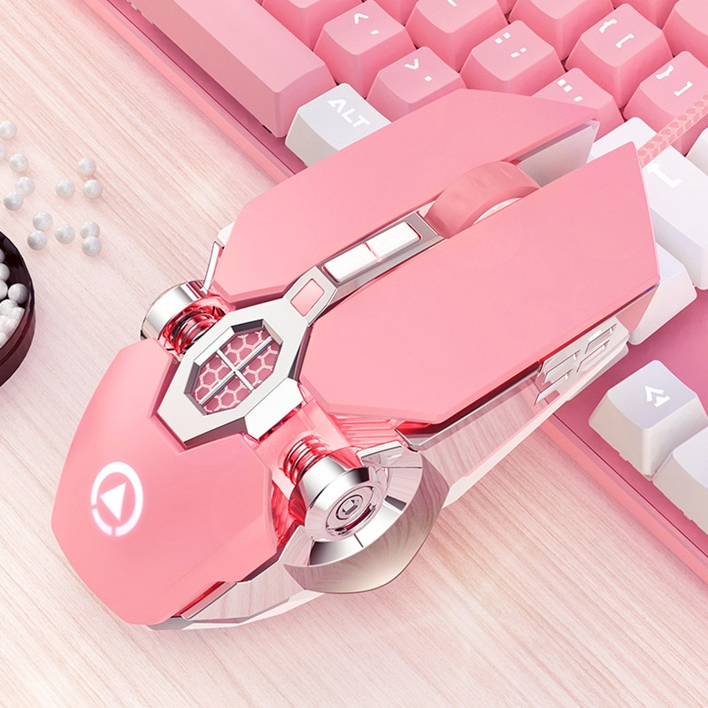 Gaming Mouse Computer Ergonomic Mouse Wired Game Mice Silent Gamer Mouse Backlight for laptop PC Professional Gamer Office недорого