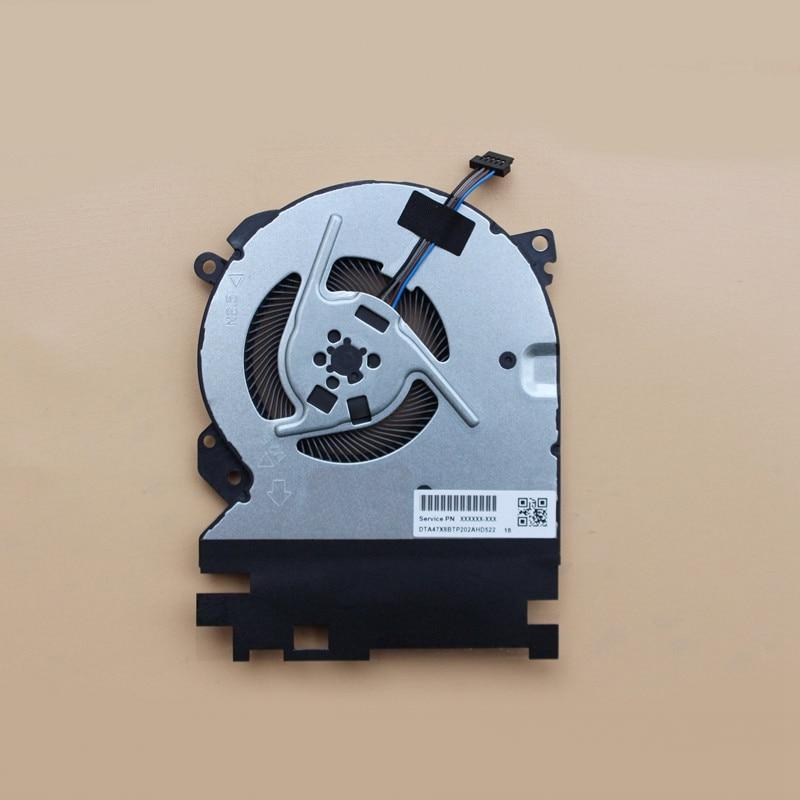 Nuevo ventilador de refrigeración Original para ordenador portátil para HP Z66 Pro G1 440 G5 HSN-Q08C ventilador refrigerador de CPU L03613-001 NS75B14-17M14
