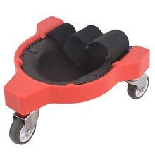 Genouillère de Protection roulante avec roue intégrée en mousse rembourrée plate-forme de pose universelle