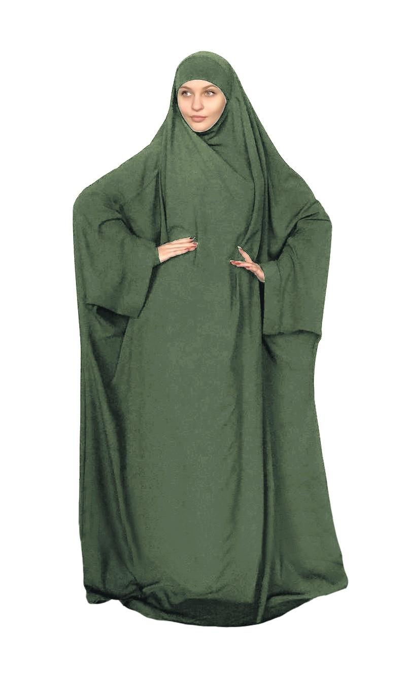 فستان صلاة للمسلمات ، عباية ، جلباب ، حجاب ، لباس رمضان طويل ، عبايات ، ملابس إسلامية ، نقاب ، جلباب ، برقع