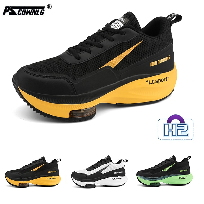 Walking Shoes Professional Running Shoes Men Walking Sneakers High Quality Shoes Ultra Light Air Cushion Running Shoes 2021blade walking shoes running shoes men walking sneakers high quality walking shoes light weight mens sneakers yz580 h2