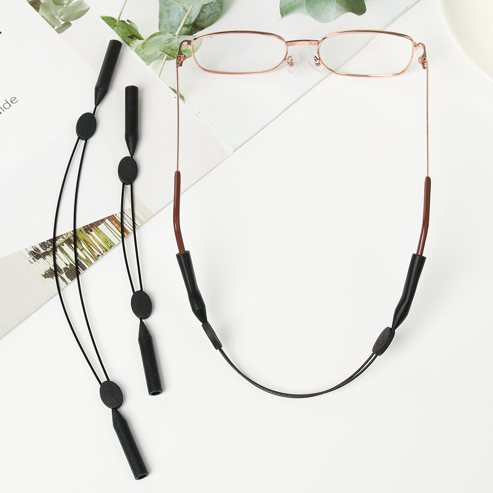 1Pc 2020 Scalable Sunglasses Chain Band Rope Water Sport Eyeglass Lanyard Glasses Strap Neck Cord Ey