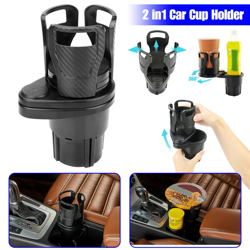 Foldable cup holder car shape  sunglasses phone storage box multifunctional car water cup holder