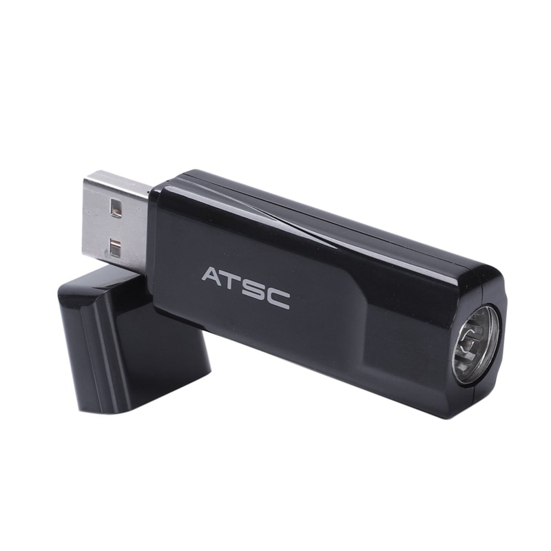 Sintonizador de Tv Digital ATSC receptor Tv Hdtv Windows Pc Dongle Usb para EE. UU./Corea/México/Canadá