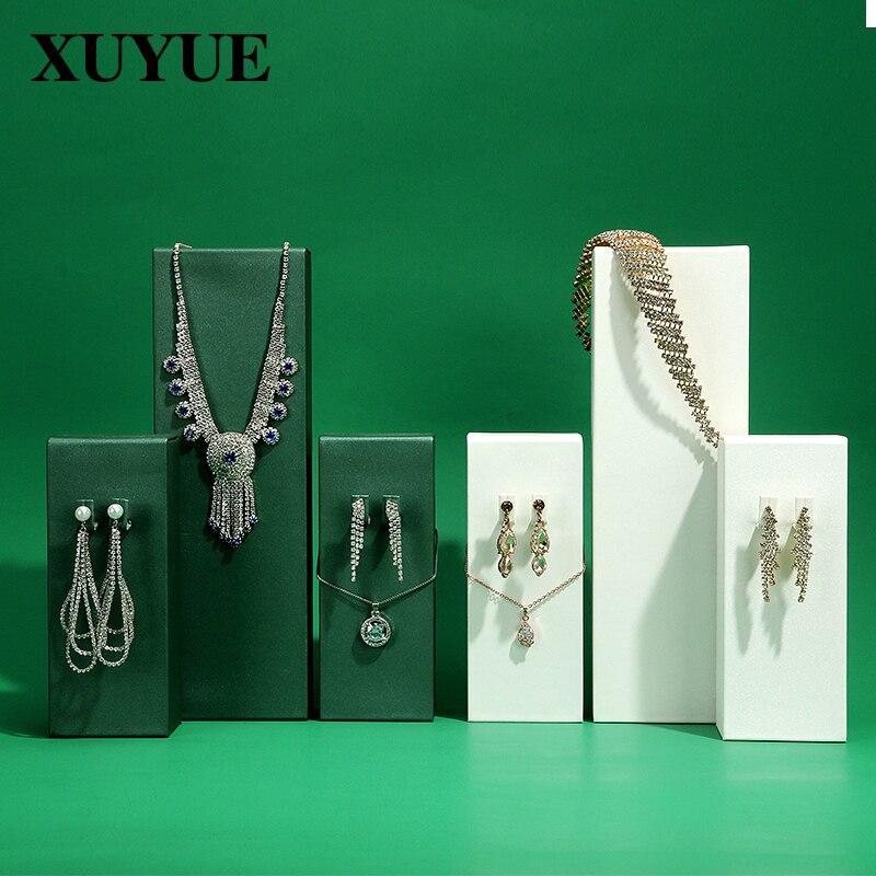 Gypsophila серьги ожерелье держатель серьги дисплей стенд Ожерелье Подвеска стенд ювелирные изделия серьги ожерелье реквизит