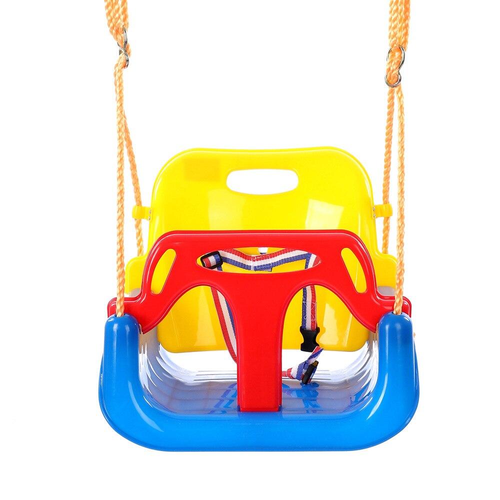 Children Swing 3 In 1 Multifunctional Baby Swing Hanging Chair Outdoor Kids Toy Baby Swing Toy Patio Indoor Outdoor Household