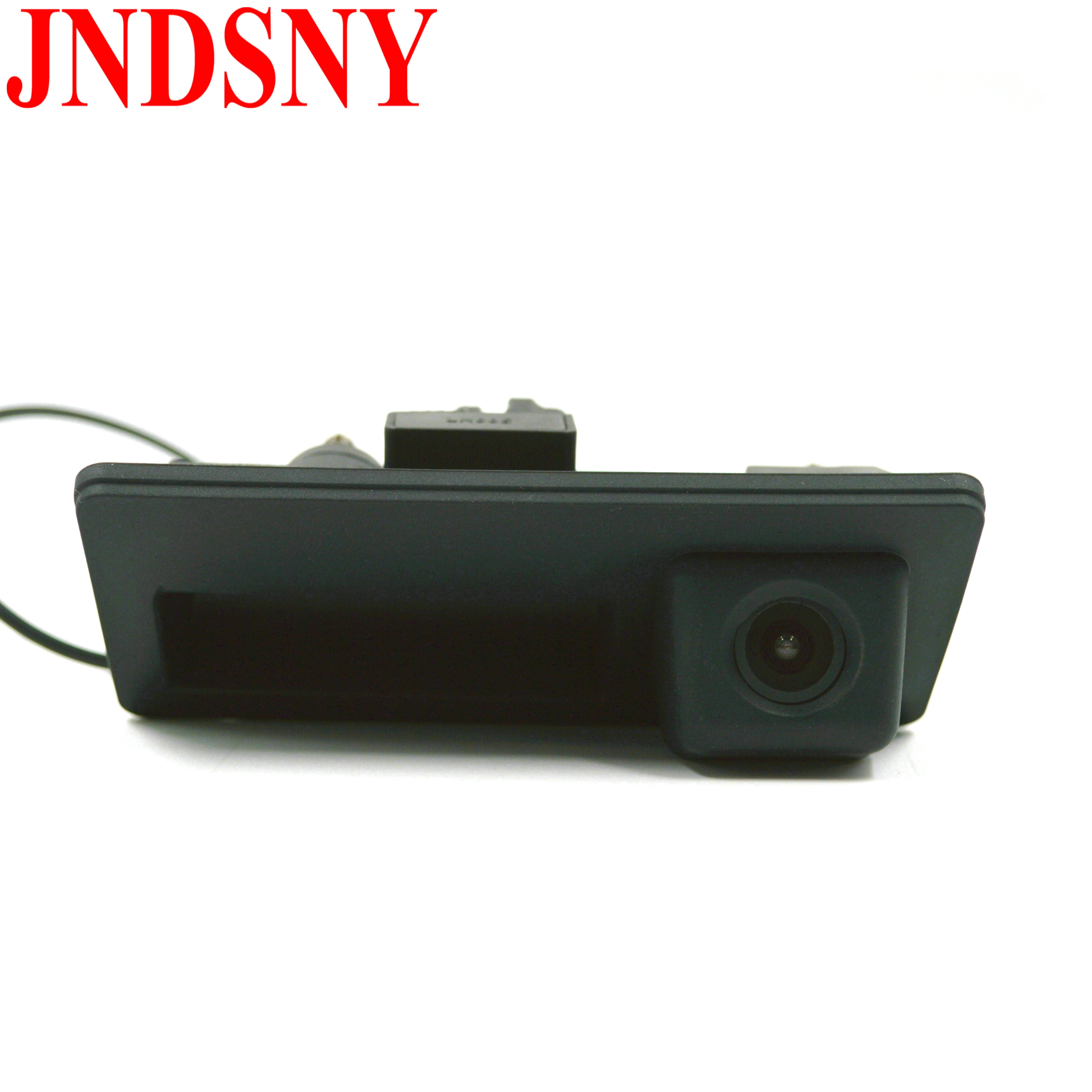 JNDSNY RCD330 más RCD360 AV maletero con cámara trasera para VW Passat B6 B7 /Tiguan /Golf 5 5 5 6 6 7 /Jetta /Touareg /Sharan