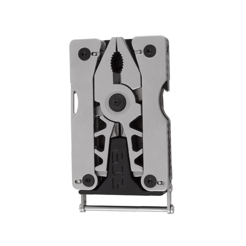 PTL Belt Clamp Multi-Function Folding Belt Buckle Tool Outdoor Tactical Camping Survival Portable