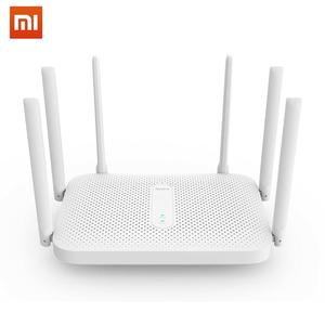 Xiaomi Redmi AC2100 Wireless WIFI Adapter 2.4G/5G 880MHz Dual Core  Router 128M RAM Signal Amplifier with 6 High Gain Antennas