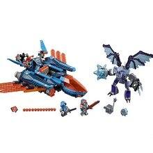 Peleador de halcones de arcilla de superhéroes, bloques de figuras Blaster, regalos de Navidad, juguetes de construcción para niños Bela 10596
