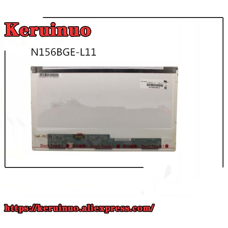 15,6 ноутбук Экран N156BGE-L11 подходит LP156WH2-TLA1/AA LTN156AT15/19 для samsung 355V5C 270E5U 270E5V 270E5R 305E5Z RC512 R540 RV515