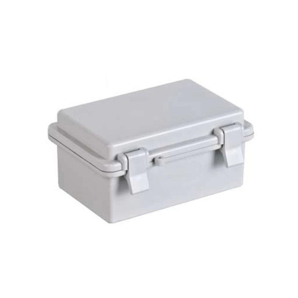 Accesorios prácticos caja de conexiones proyecto electrónico Fácil instalación impermeable con Terminal de caja de hebilla Anti corrosión