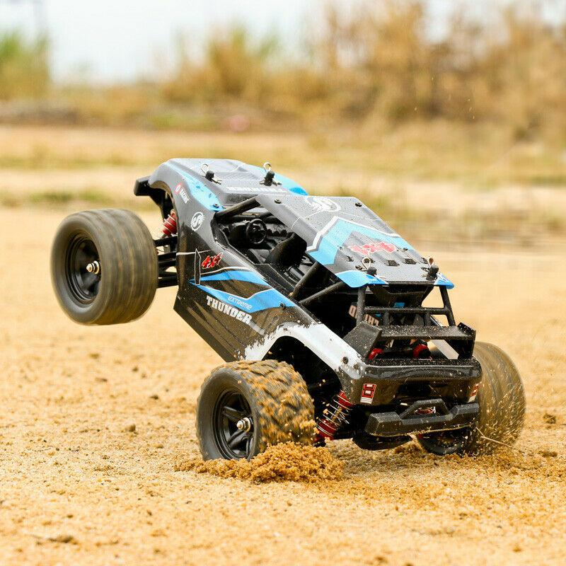 LeadingStar 40+MPH 1/18 Scale RC Car 2.4G 4WD High Speed Fast Remote Controlled Large TRACK HS 18311