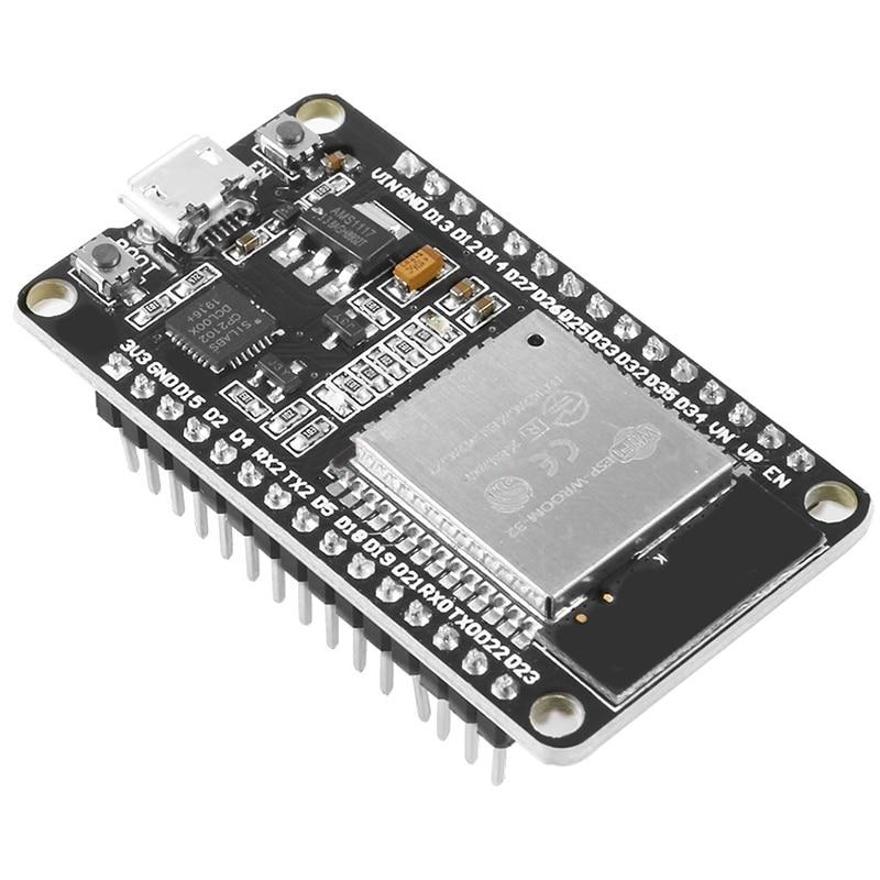 ESP32 ESP-32 ESP32S ESP-32S CP2102 Wireless WiFi Bluetooth Development Board Micro USB Dual Core Power Amplifier Filter Module esp 8266ex development board esp launcher