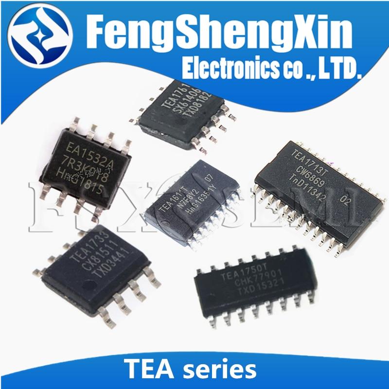 5pcs TEA1521T TEA1522T TEA1532A TEA1533AT TEA1530A  TEA1601T TEA1610T TEA1611T TEA1995 TEA19161T SOP SMD  LCD power switch chip
