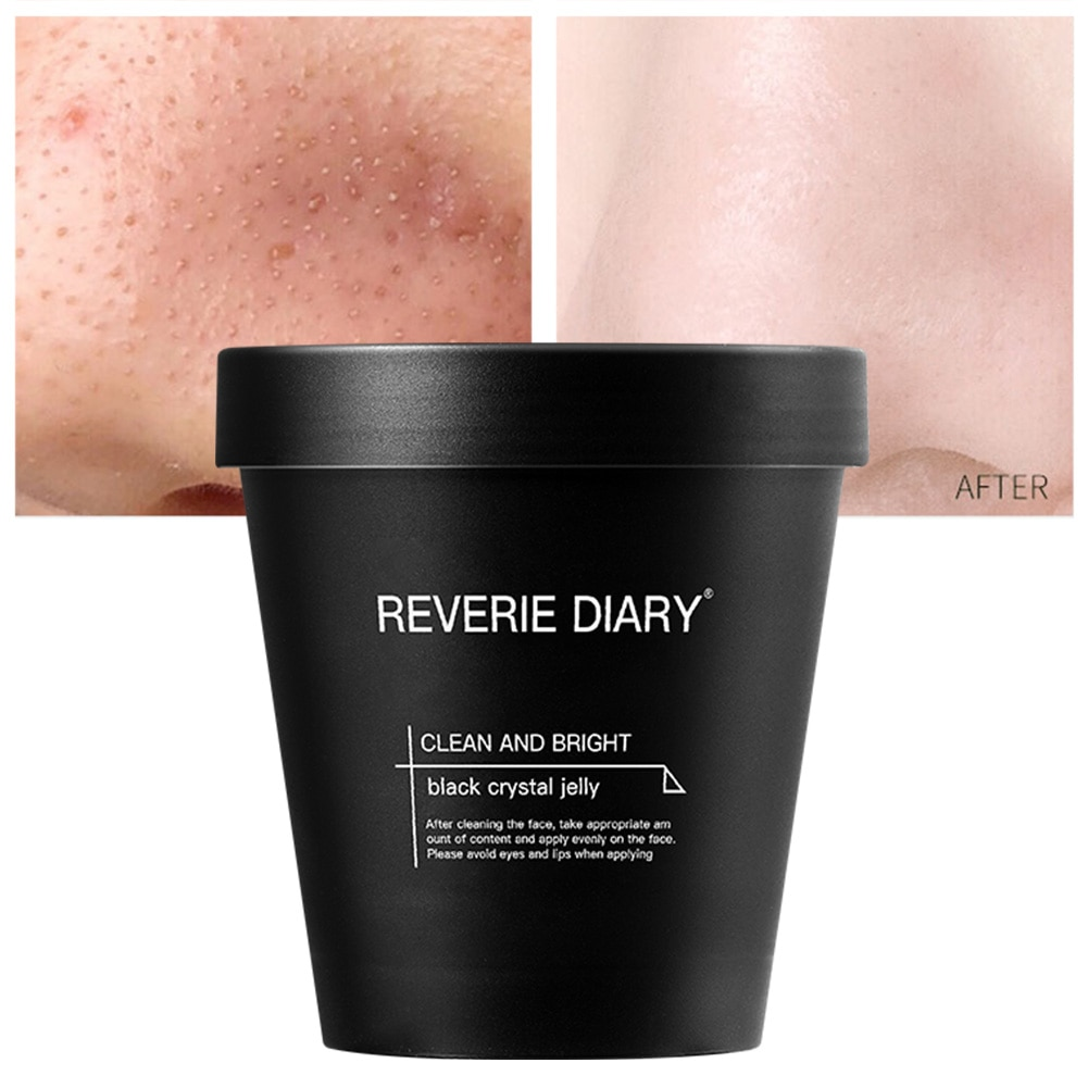 Blackhead Remover Nose Black Face Mask Purifying Clay Acne Treatment Peel Off Mask Pore Strip Peel Mask Oil Control Skin Care недорого