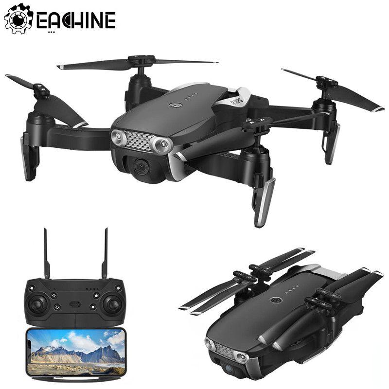 Eachine E511S GPS dynamique suivre WIFI FPV vidéo avec 5G 1080P caméra RC Drone quadrirotor hélicoptère VS XS816 SG106 F11 S167 Dro