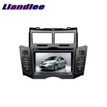 DVD multimédia GPS   Pour Toyota Yaris 2005 ~ 2012 LiisLee voiture, DVD GPS Audio stéréo et Hi-Fi Radio, Style Original, Navigation, NAVI carte