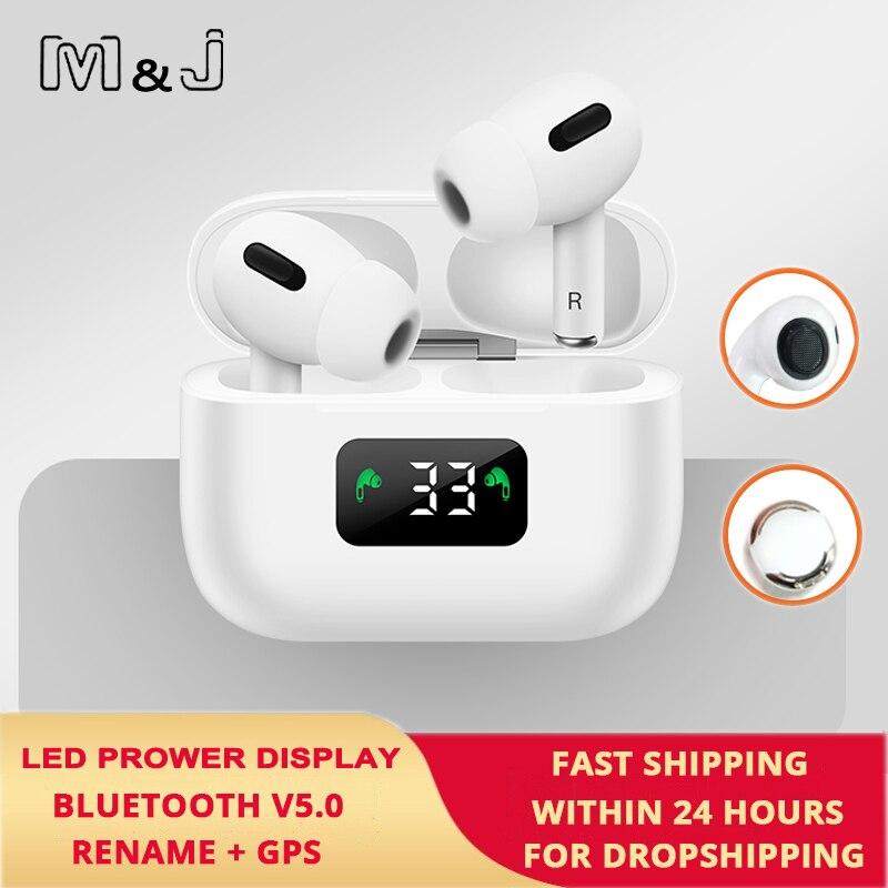 Original Bluetooth i58 TWS en la oreja Bluetooth auriculares inalámbricos Auriculares auriculares estéreo contacto Pk i900000 max pro