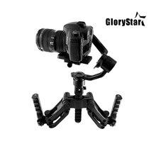 Gyroscope de poche stabilisateur ressort 5 axes amortisseur pour caméra Micro SLR pour ZHIYUN grue 2 DJI Ronin S MOZA