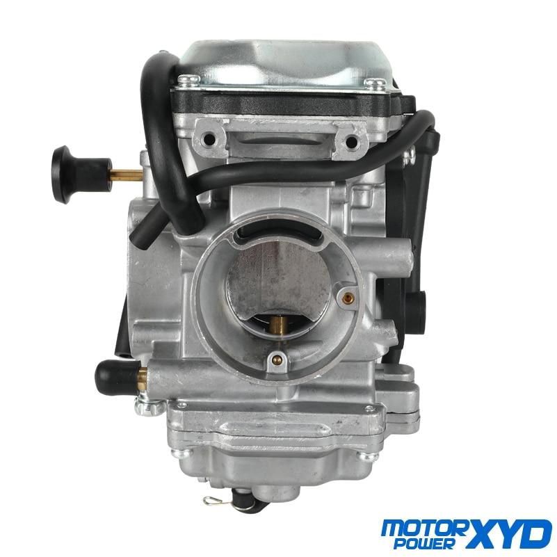 Carburador para kawasaki prairie 400 kvf400c kvf400d 1999 - 2002 atv quad parte carb