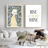Affiches et imprimes en toile avec fleur  peinture artistique  images murales