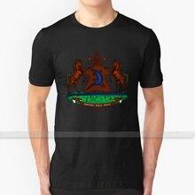 Lesoto Escudo de Armas Camiseta de algodón de diseño personalizado para hombres mujeres camiseta de verano Tops Reino de Lesoto Bandera de Lesoto