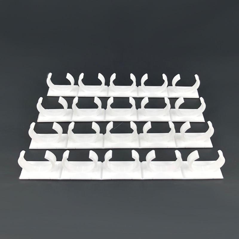 Soporte de pared para botellas de especias de estante organizador con Clip...