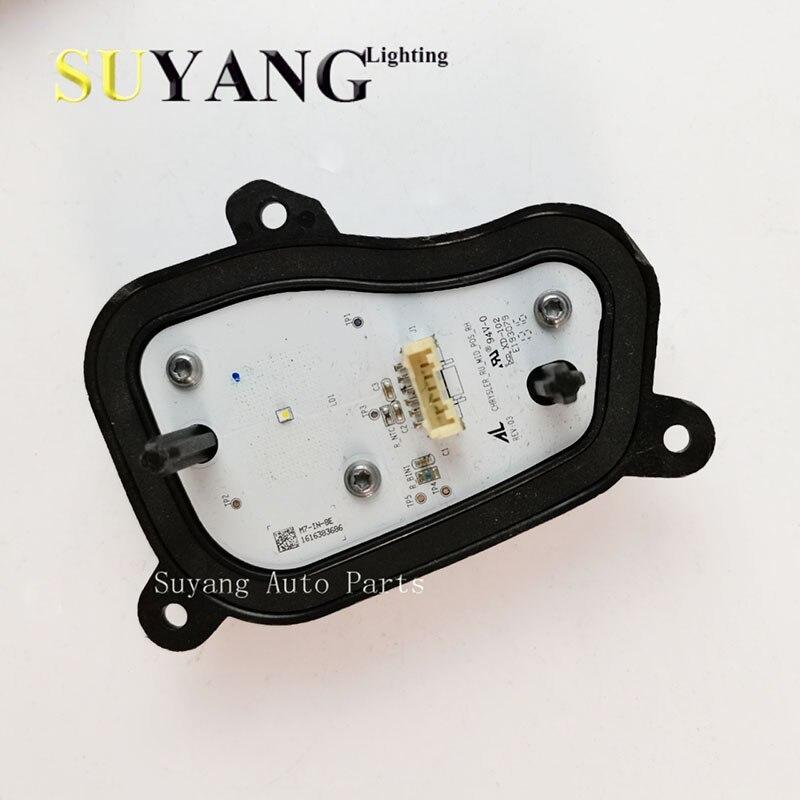 6002TP0104 derecho OEM DRL LED de circulación diurna, Faro, módulo de lastre de xenón E193079 para Chrysler Pacifica 2017 1616383686