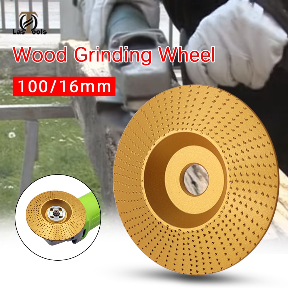 Шлифовальный круг для дерева, шлифовальный диск, шлифовальный диск для резьбы по дереву, шлифовальный абразивный инструмент, плоская/дугов...