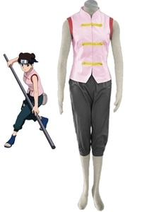 Tenten Cosplay Costume Custom Made Any Size