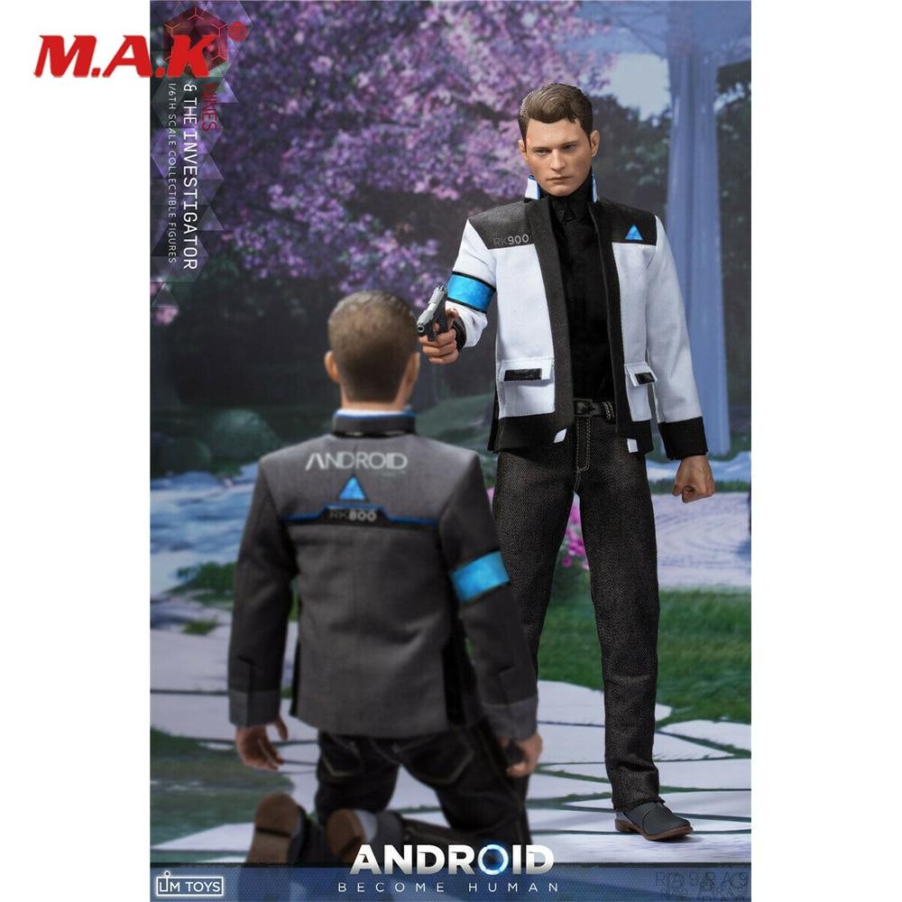 LIMTOYS 1/6 preventa, soldado LIM009 Detroit, ser humano 1/6, experto en negociaciones, RK900, juguete para colección