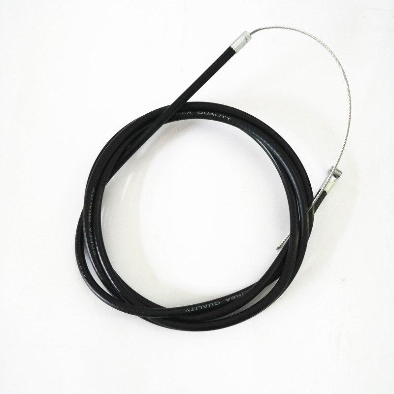 Cable de acelerador para dellorto Single Weber 40/45/48/50/55 DCOE carburador cuerpos de acelerador EMPI