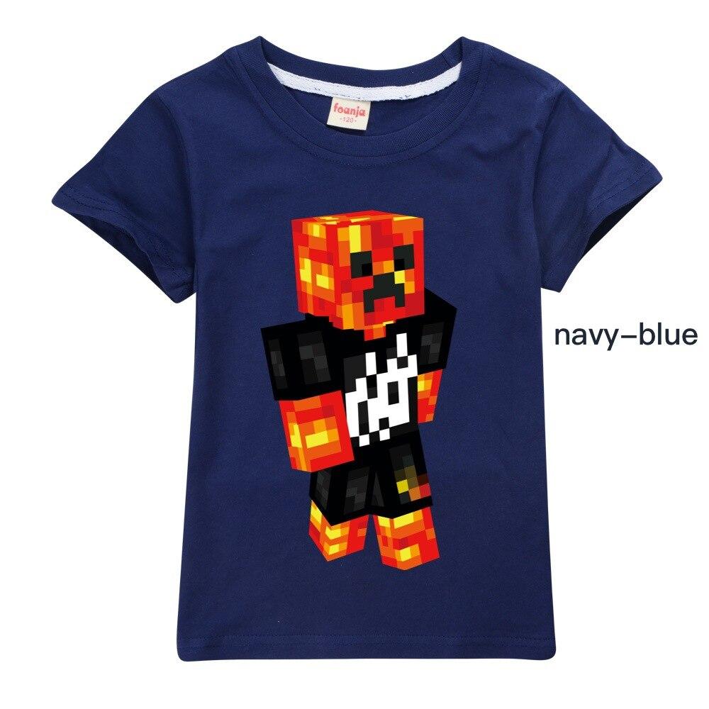 Camisetas de verano para adolescentes, ropa para niños de 10 a 12...