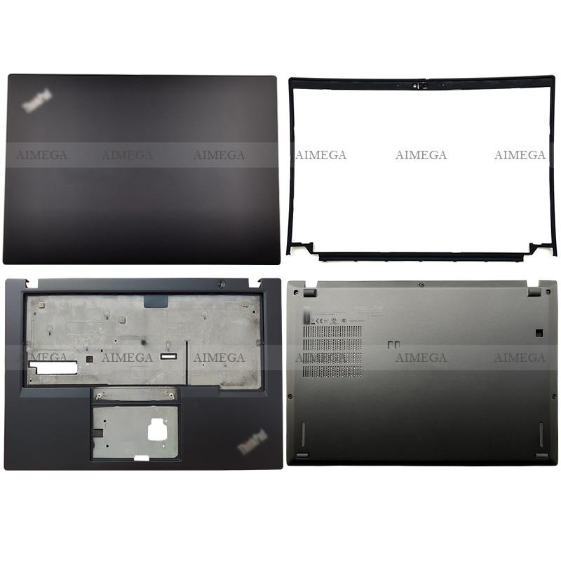 For Lenovo ThinkPad X390 X395 Laptop Case Computer Case HD Screen Laptop LCD Back Cover/Front Bezel/Palmrest/Bottom Case