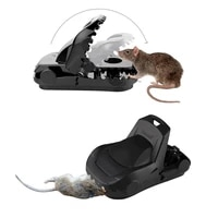 2020 new mouse traps rat mice squirrel killer snap trap power rodent heavy duty reusable