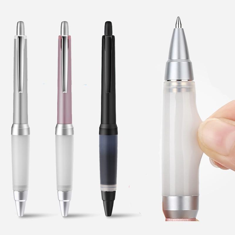 UNI Jetstream, bolígrafos de Gel, SXN-1000, antifatiga, agarre suave, bolígrafo de señal de 0,7mm, bolígrafo metálico, bolígrafo aceitoso, papelería japonesa