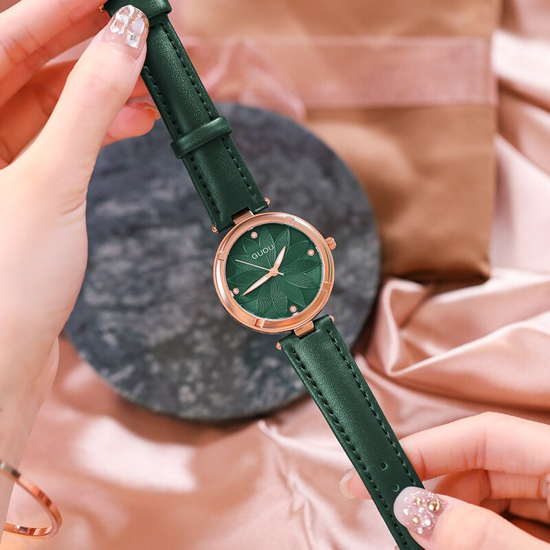 Ladies Watch Top Brand Luxury Student Simple Artistic Ins Style Fashion Women Watches Rhinestones Relojes Para Mujer Gifts enlarge