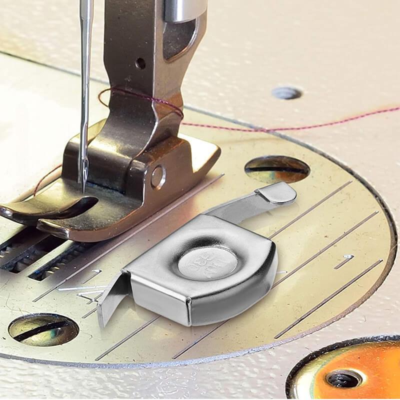 Guía de costura magnética Universal, 2 uds., guía de costura magnética, pies...
