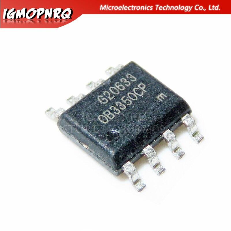 10 Uds OB3350CP SOP-8 alimentación LCD IC original nuevo