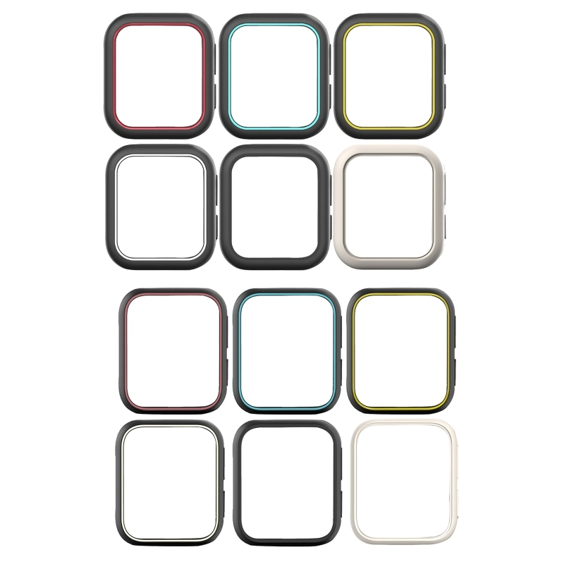 Protective Case For OPPO Watch 41mm 46mm Cover Soft TPU Bumper Lightweight Protector Shell For OPPO