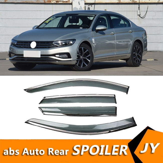 Para Volkswagen Passat B7 2020 ventana Visor de ventilación tonos Deflector de...