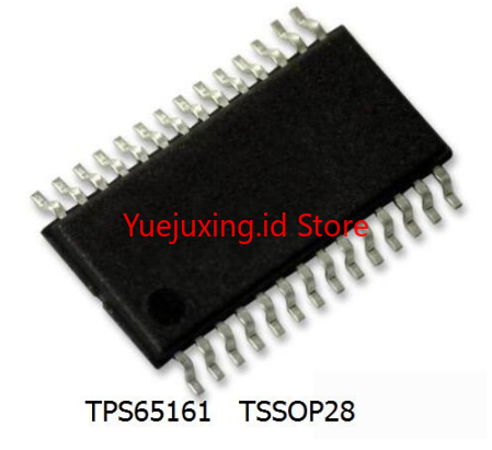 10 PCS/Lot TPS65161PWPR TPS65161 TSSOP28 TPS65161PWPR Brand New & Original