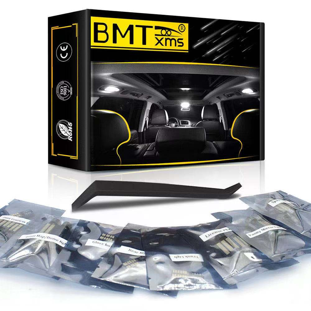 BMTxms LED Interior Lights Canbus For Jeep Grand Cherokee WK2 WJ WK ZJ 1993 1998 1999 2004 2005 2008 2010 2011 2014 2018 2021